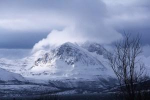 vinter fjell