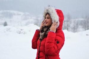 vinter dame jakke