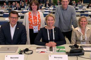 norges idrettsforbundet