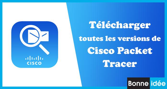 Télécharger Cisco Packet Tracer