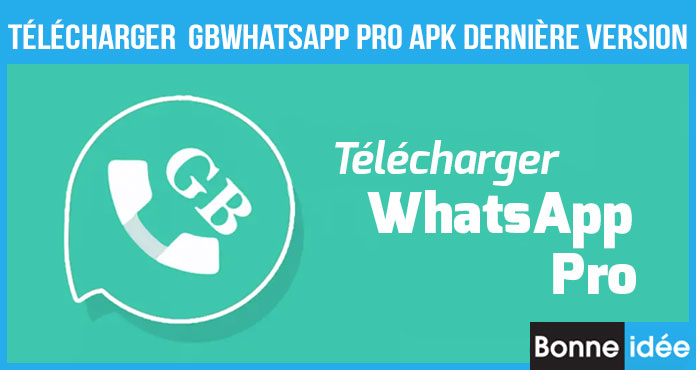 GBWhatsApp Pro APK Télécharger