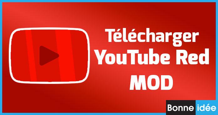 YouTube Red APK Mod Télécharger