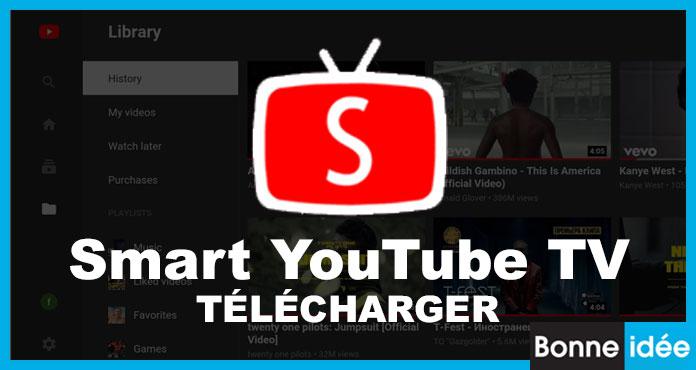 Smart YouTube TV APK Télécharger