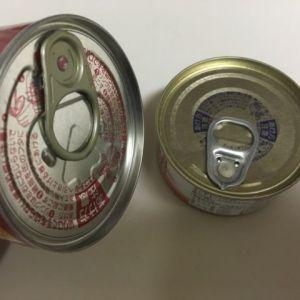 最近の缶詰