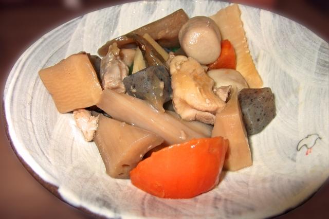 にんじんの煮物