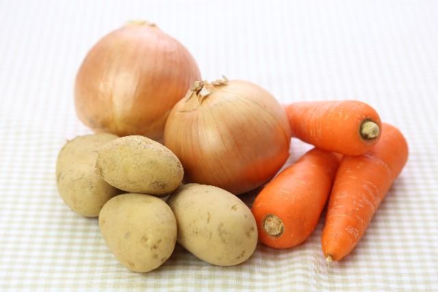 カレー用の野菜
