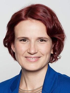 Katja Kipping Bundestagswahl 2017 - Kandidatenmeinung Bürohund