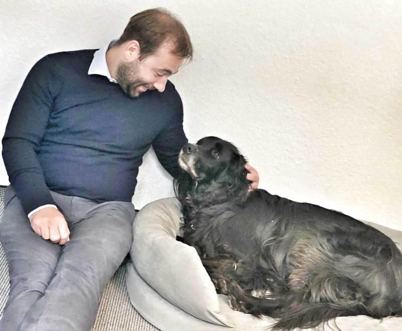 Bürohundtag: Johannes Schraps MdB
