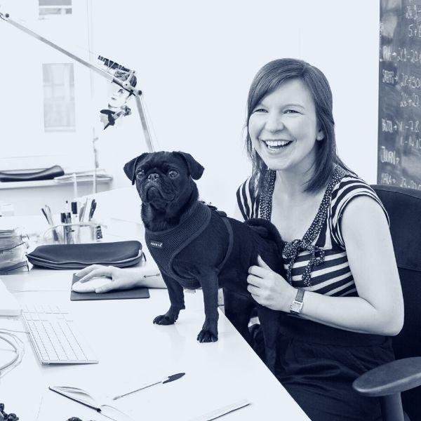 Arbeitnehmer fordern die Zulassung von Hunden im Büro