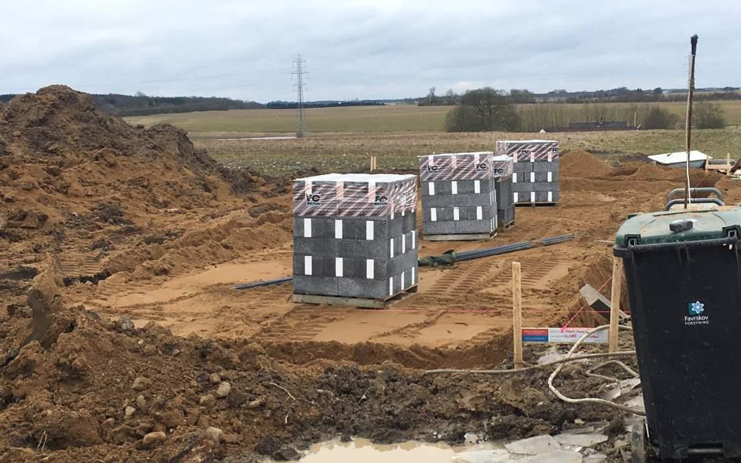 Et hus skal have et godt fundament