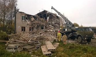 04.10.16 — взрыв в жилом многоквартирном доме в Ивановской области