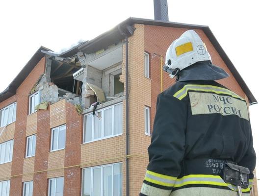 Белгородца осудили на2,5года завзрыв газа вквартире