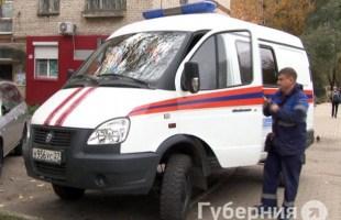 03.10.18 — устранена опасность взрыва газа в Хабаровске в пустующей квартире