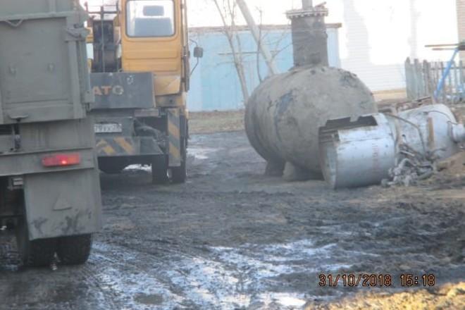 Жители Пояркова жалуются на сильный запах газа во всем селе