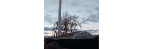 Выборгский суд запретил Газпрому отключать подачу газа на котельную в Кировских Дачах.