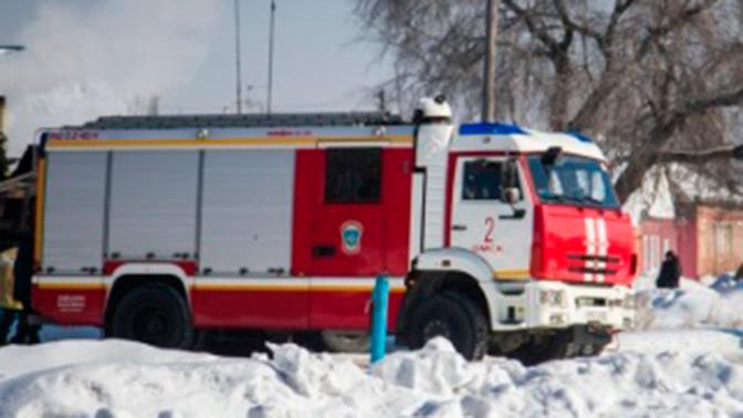 Хлопок газа произошел в жилом доме в Омске