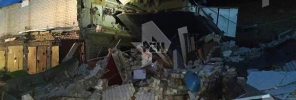 29.05.19 — взрыв газа в гаражном комплексе в Воронежской области (Воронеж)
