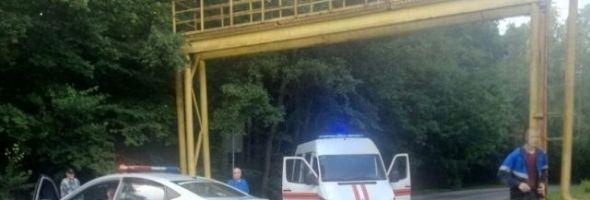 26.07.19 — в результате ДТП поврежден газопровод в Калининградской области, отключено газоснабжения более 250 домов (Светлогорск)