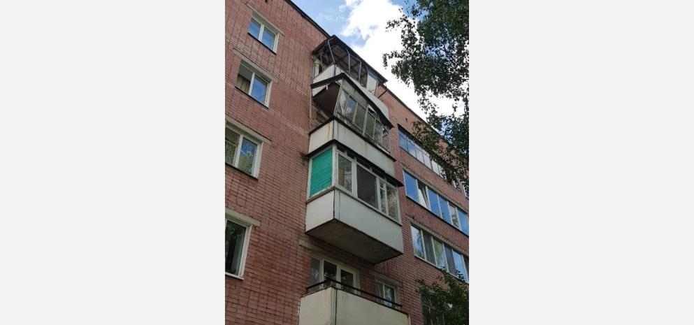 В Йошкар-Оле из-за хлопка газа разбились окна квартиры