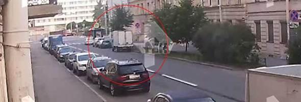07.07.19 — взрыв газа в квартире в Санкт-Петербурге