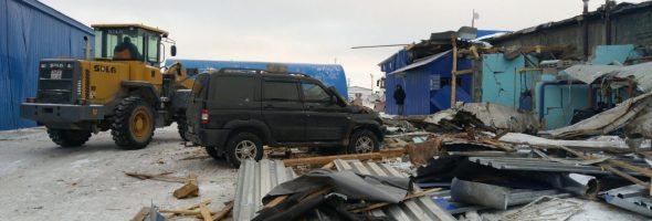 30.10.19 — взрыв газа в котельной в ЯмалоНенецком АО (Ноябрьск)