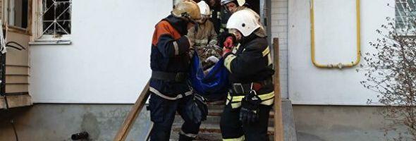 07.01.20 — взрыв газа в многоквартирном доме в Курской области (Курск)