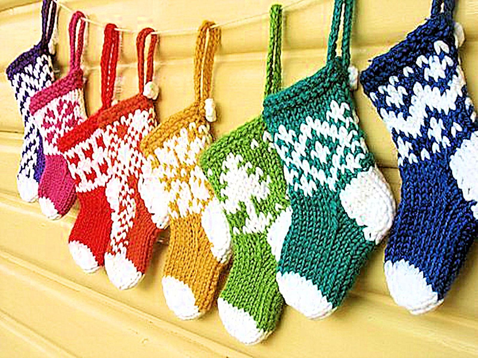 【棒針:かぎ針】2016年「編みたいリスト」に追加したくなる!クリスマス×編み物34選