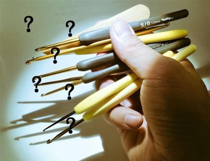 【web編み物】第1回:かぎ針編みを始める為の最低限必要な道具、簡単な準備方法【初心者向け】