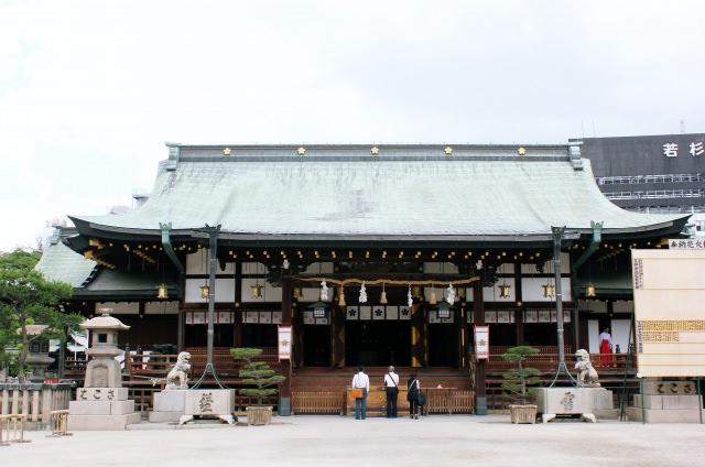 大阪天神祭 2015