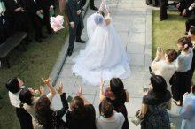 夏 結婚式 女性 服装