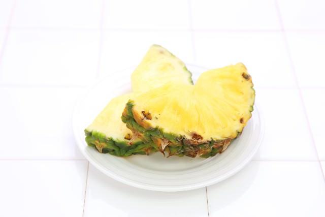 パイナップル 栄養 効能
