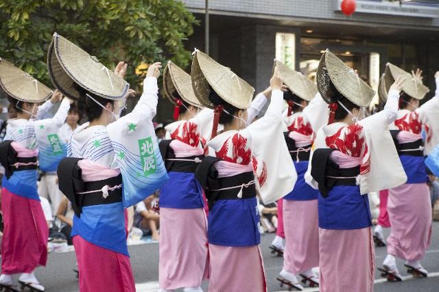 阿波踊り 2015