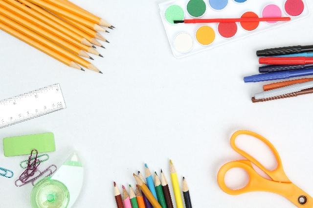 小学校 入学準備 文房具