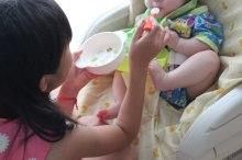 離乳食 食べ物 ゴックン期