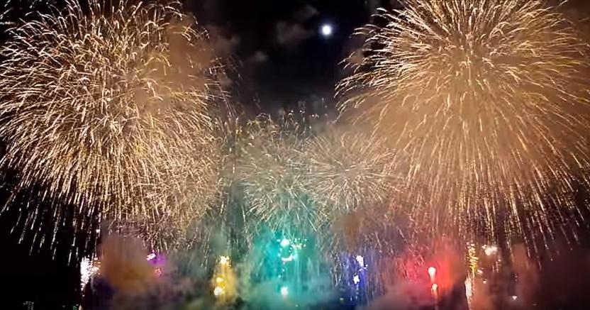 足立の花火 2016