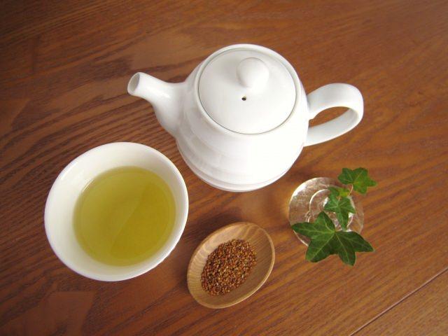 そば茶 効果 効能 副作用