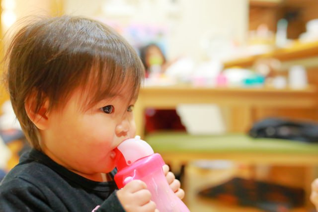 赤ちゃん お茶
