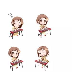 羽沢つぐみ 星3[楽しい試食会]