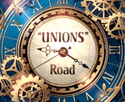"「""UNIONS""Road」"