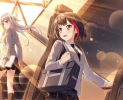 美竹蘭 星3[明日へのStep]