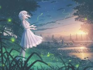 倉田ましろ 星4[ホタルの光に見た未来]