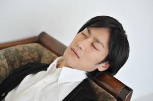 眠い・男性