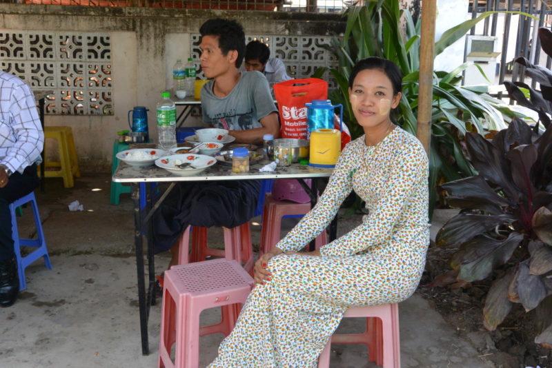 タイ・ミャンマーの国境で、軍人男性と少数民族女性のカップルが意外と多い理由②