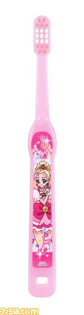 GO!プリンセスプリキュア歯ブラシ3