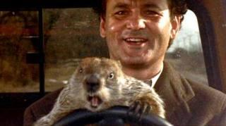 Un Jour sans fin (1993) VF / Le Jour de la marmotte (QC/NB)