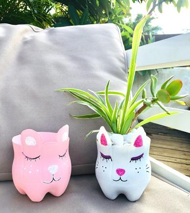 DIY_Pots_petit chats_a_créer_pour_plante_4