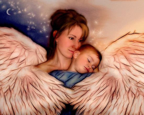 Mi mama es un angel poema por el dia de la madre