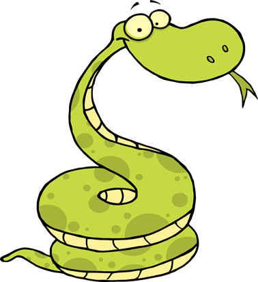 serpiente que devoro a las ranas