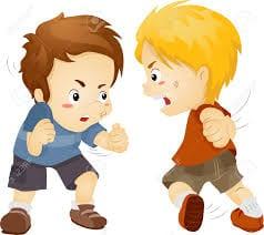 gemelos-peleando