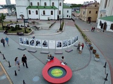Фотопроект Нужные дети в парке победы